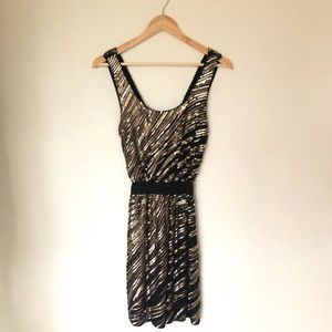 Express sequin sleeveless mini dress size small